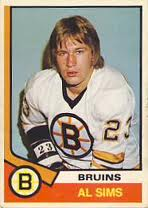 GBB - Al Sims - Bruins Card2