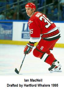 GBB - Ian MacNeil - Hurricanes 1994 Draft