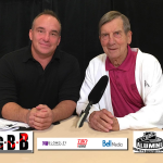GBB Todd and Studio Guest Ted Lindsay