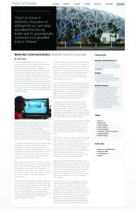 Beijing Games Media Release - Blomeley_Apple